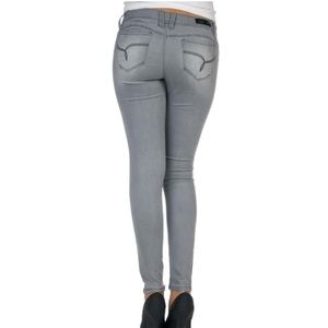 YMI Jeans - EUC‼️YMI WANNA BETTA BUTT GREY SKINNY JEANS SZ: 7